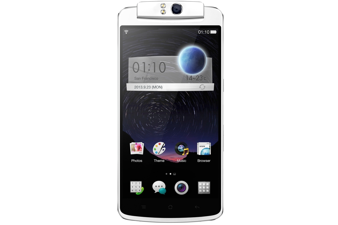 oppo n1 review  the oppo n1 features the  u0026quot world u0026 39 s first