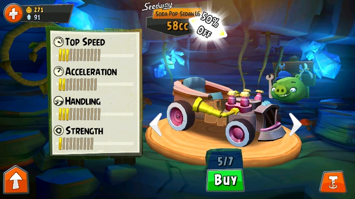 Rovio Angry Birds Go! Review: Angry Birds go racing in a ...