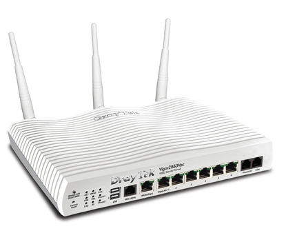 DrayTek Vigor 2860Vac wireless router