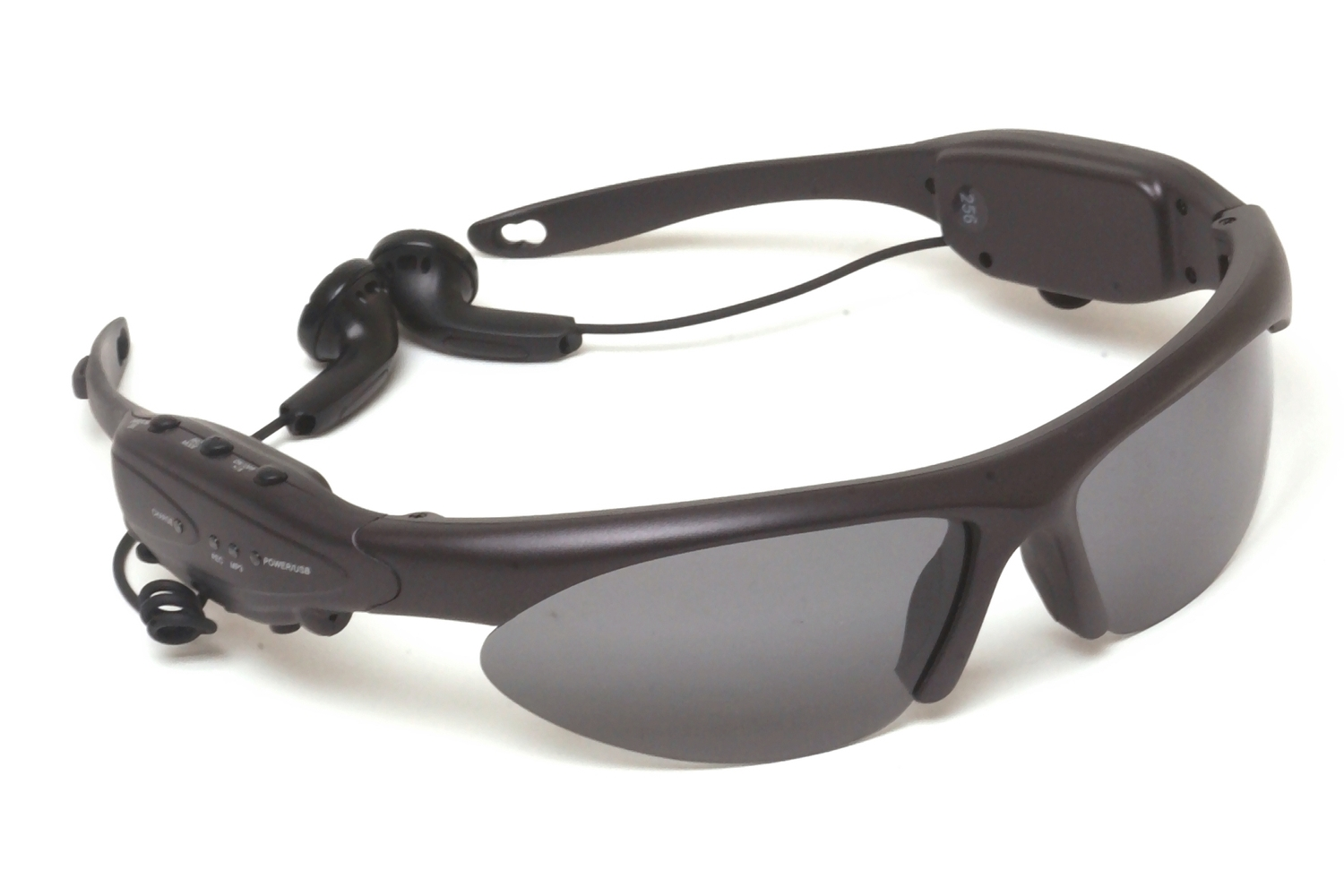 oakley thump sunglasses 3xm5  NU Dark Shadow Mp3 Sunglasses Review: