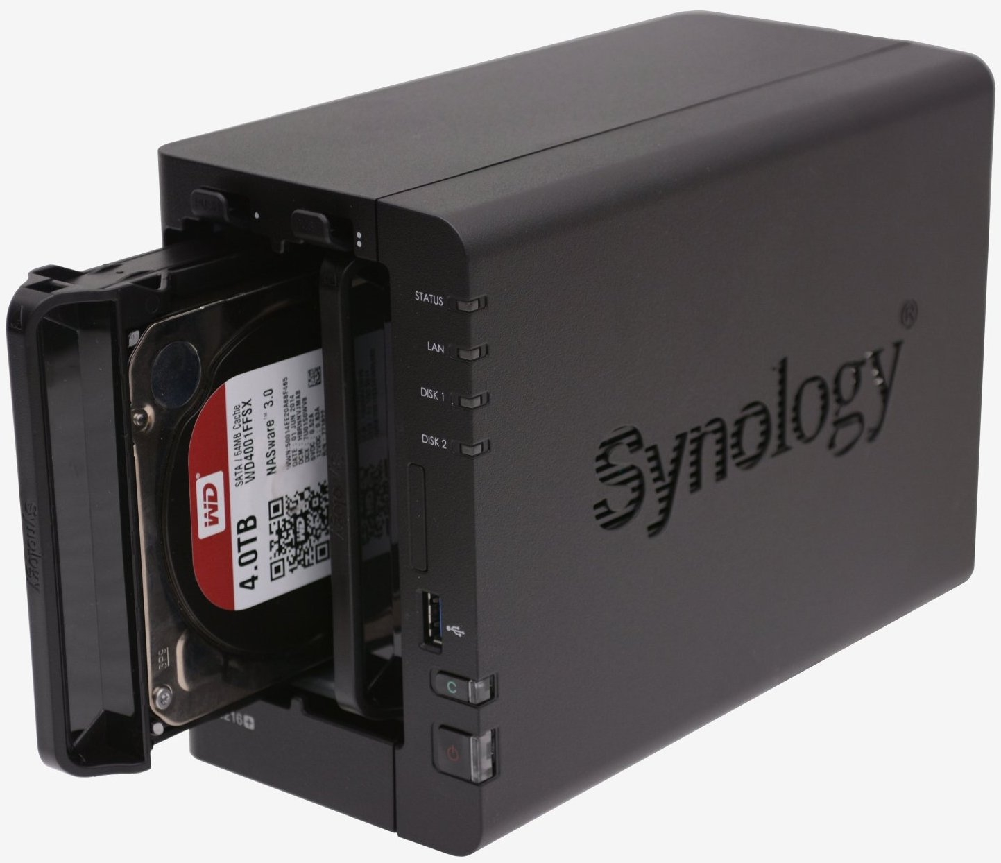 Synology DS216+ Review: Store, backup or stream your data