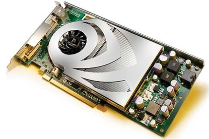 XFX GeForce 7800 GT