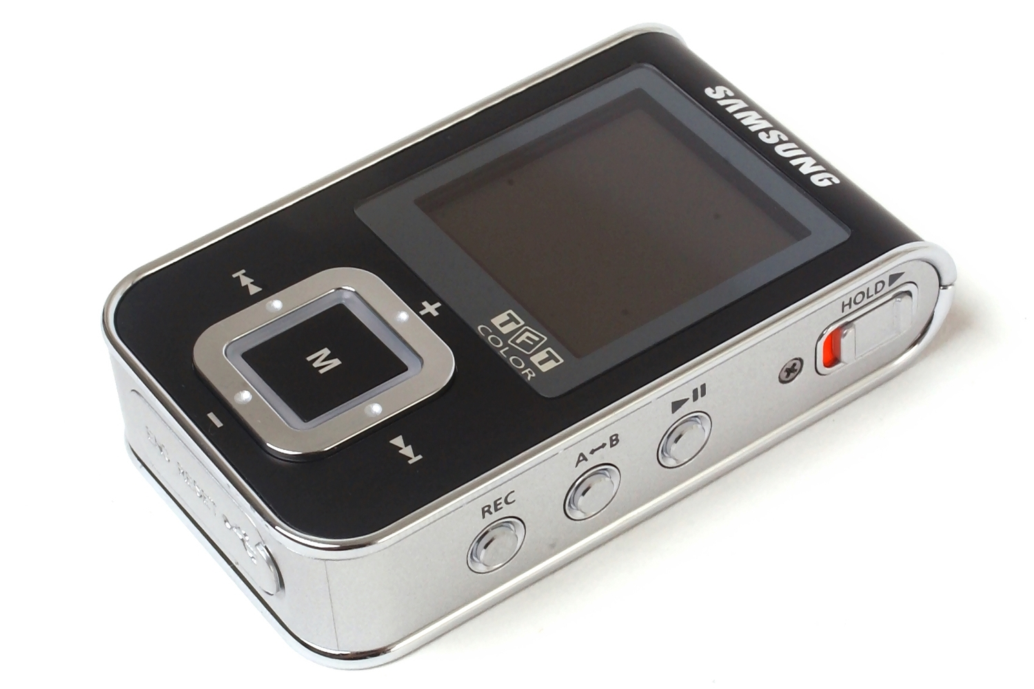 samsung yp t7f review mp3 players mp3 portable. Black Bedroom Furniture Sets. Home Design Ideas