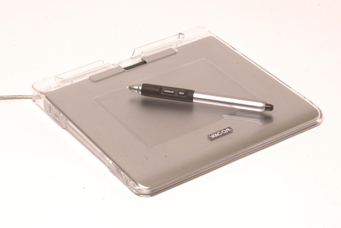 Wacom Graphire 4 CTE-440 Review: - PC Components - Keyboards
