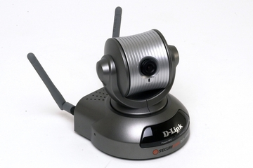 D-Link Australia DCS-5300G Wireless Internet Camera