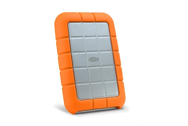LaCie Rugged All-Terrain Hard Drive