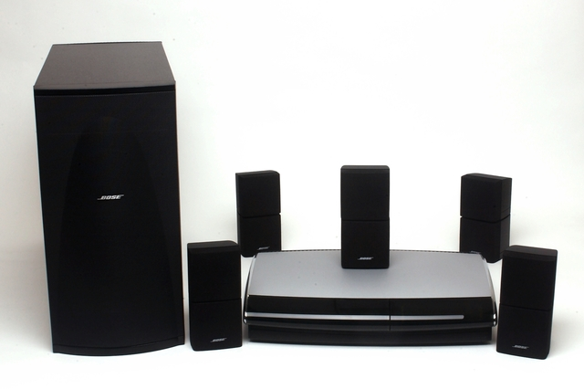 Bose Lifestyle 28 Series II