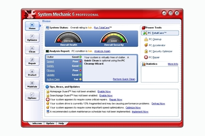 Iolo Technologies System Mechanic 6