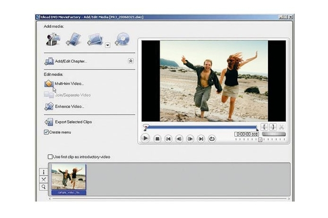Ulead DVD MovieFactory 5.0