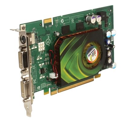 Altech Computers Inno3D GeForce 7600GT