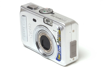 Pentax Optio S55
