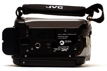 JVC Everio GZ-MG77