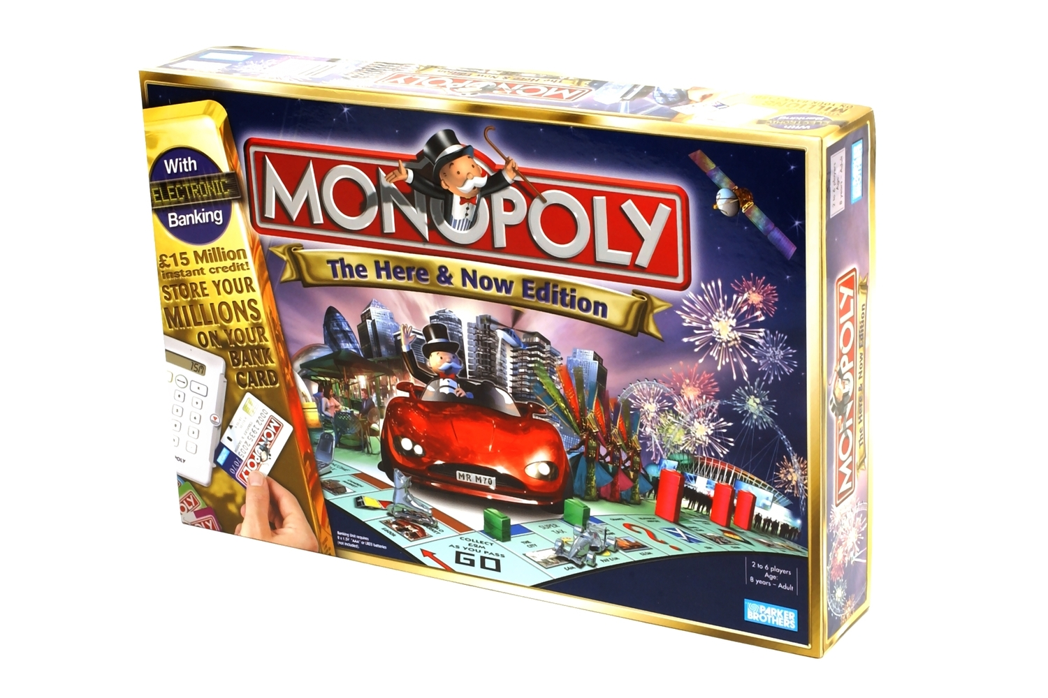 Hasbro Australia Monopoly The Here And Now Edition Review
