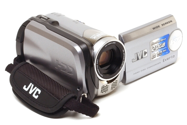 JVC Everio GZ-MG26
