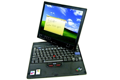 Lenovo ThinkPad X41 Tablet