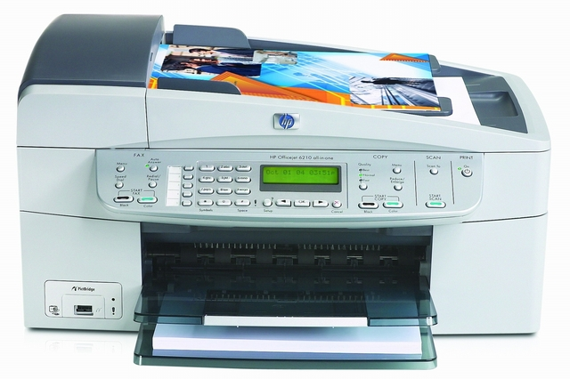 Hewlett-Packard Australia Officejet 6210