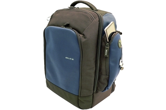 Belkin Australia iPod & MP3 Control Backpack