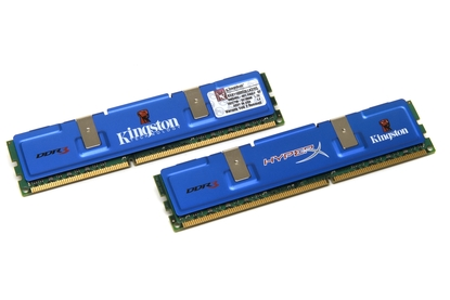 Kingston Hyper X DDR3