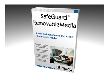 Utimaco  SafeGuard RemovableMedia 1.10
