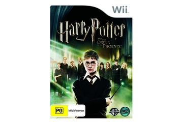 EA Games Harry Potter and the Order of the Phoenix