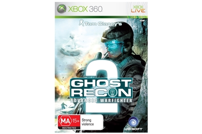Ubisoft Tom Clancy's Ghost Recon Advanced Warfighter 2