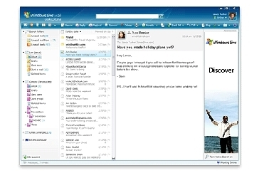 Windows Live Mail beta