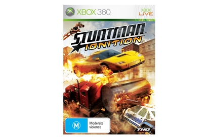 THQ Stuntman: Ignition