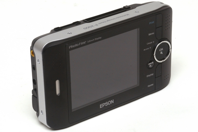 Epson P-2000 Multimedia Storage Viewer
