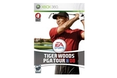 EA Games Tiger Woods PGA Tour 08
