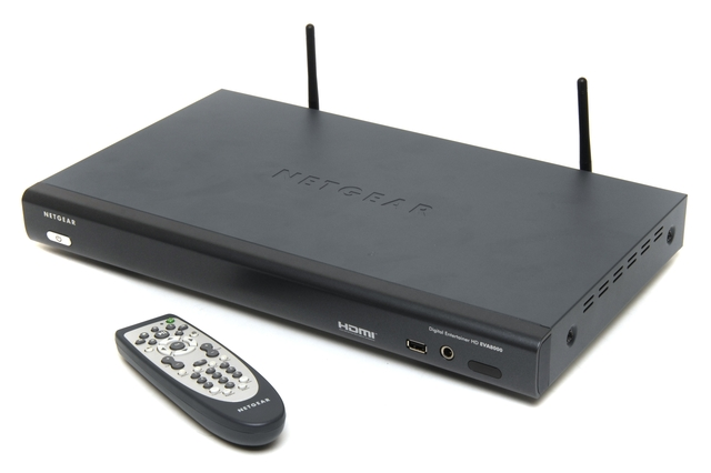 Netgear Australia Digital Entertainer HD EVA8000