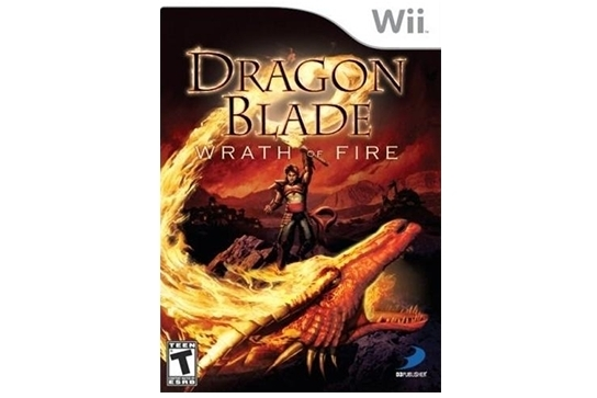 D3 Publisher Preview: Dragon Blade: Wrath of Fire