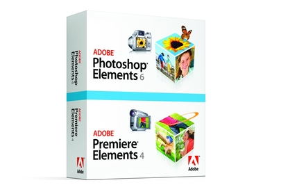 Adobe Systems Photoshop Elements 6