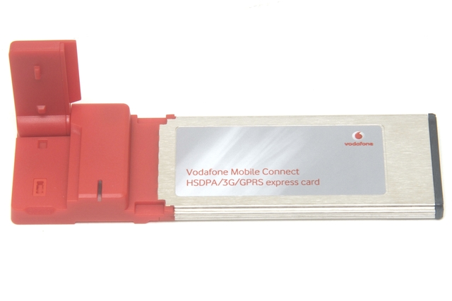 Vodafone Mobile Connect HSDPA ExpressCard