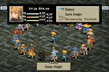 Square Enix Final Fantasy Tactics: The War of the Lions