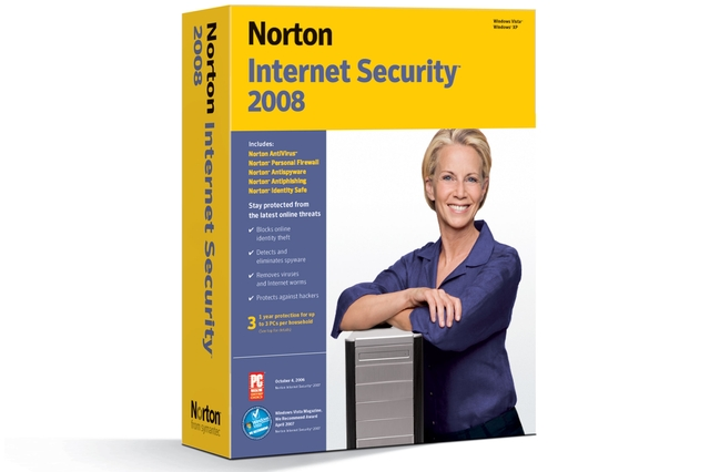 Symantec Norton Internet Security 2008