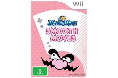 Nintendo Australia Wario Ware: Smooth Moves