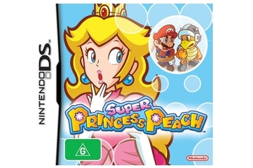 Nintendo Australia Super Princess Peach