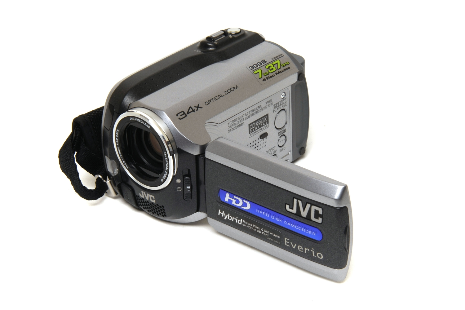 JVC Everio GZ-MG135 Review: - Digital Video - Digital Video Cameras &  Camcorders - Good Gear Guide