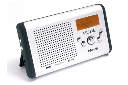 Imagination Technologies Pure Digital Move portable DAB radio