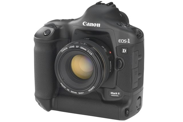 Canon EOS-1D Mark II