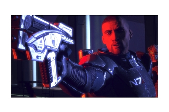 Microsoft Game Studios Mass Effect