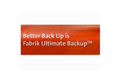 Fabrik Ultimate Backup