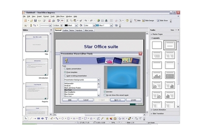 Sun Microsystems Star Office 8.0