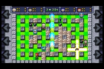 Hudson Soft Bomberman Land