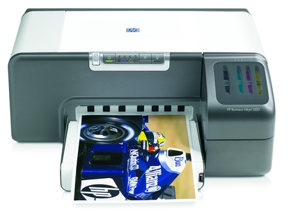 Hewlett-Packard Australia Business Inkjet 1200d