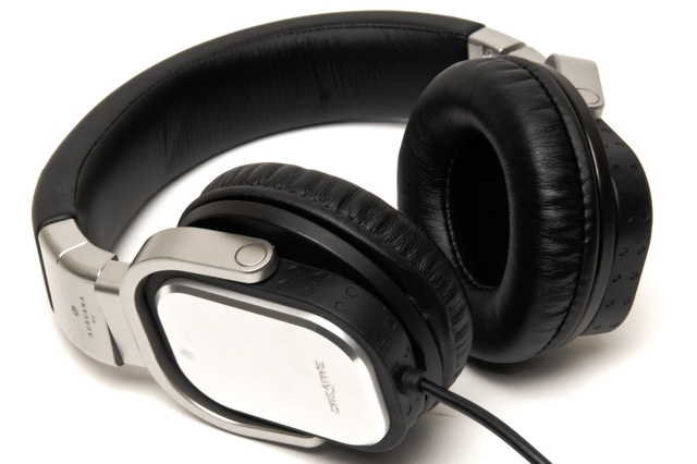Creative Labs Aurvana DJ Headphones