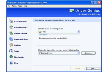 Avanquest Driver Genius Professional Edition 2007