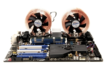 Intel Desktop Board D5400XS (Skulltrail)