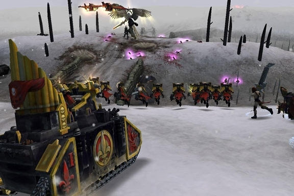 THQ Warhammer 40,000: Dawn of War - Soulstorm
