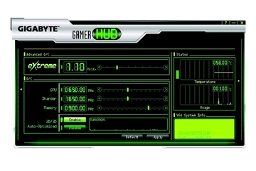 Gigabyte GeForce 9600GT 512MB (GV-NX96T512HP)